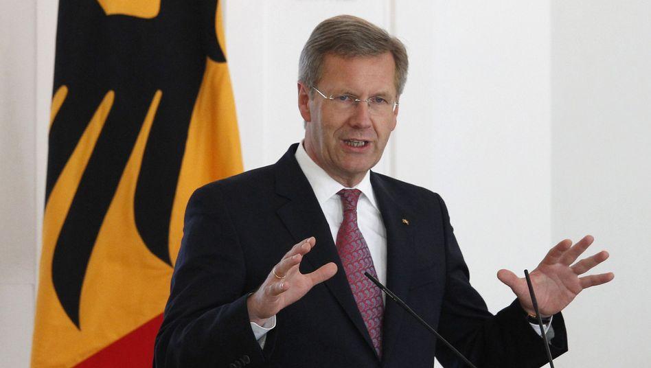 Bundespräsident Christian Wulff: Der Druck nimmt zu