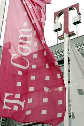 Konzern im Umbau: Verdi beklagt ein schlechtes Betriebsklima bei der Telekom
