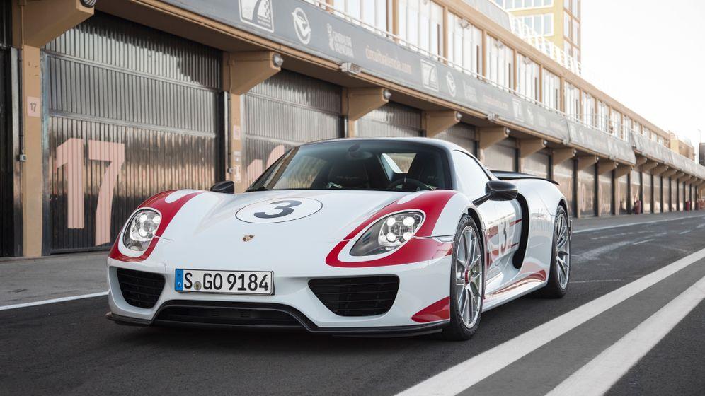 Porsche Spyder 918: Das Über-Auto