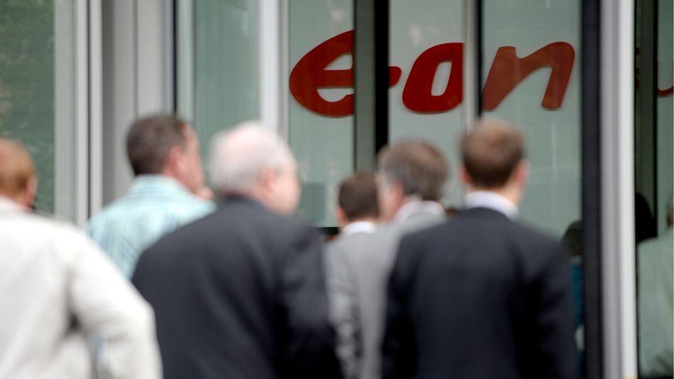Energiekonzern Eon: Der weltweite Markt für Übernahmen im Versorgerbereich ist leergefegt
