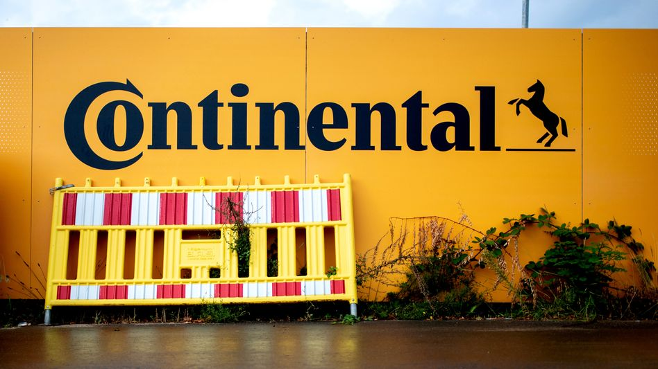 Baustelle Continental: Der Umbau und Abschreibungen kosten im laufenden Jahr Miliarden