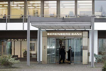 Geheimer Investor im Hintergrund: Die Berenberg Bank hat ein Viertel der Cashlife-Aktien gekauft
