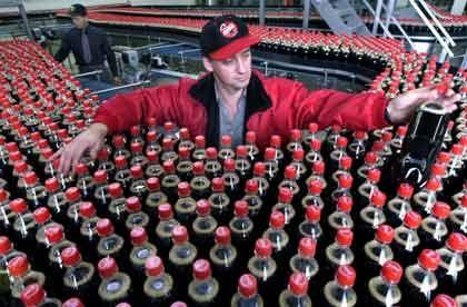 Setzt auf Deutschland: Coca-Cola beschäftigt 12.000 Menschen in der Bundesrepublik