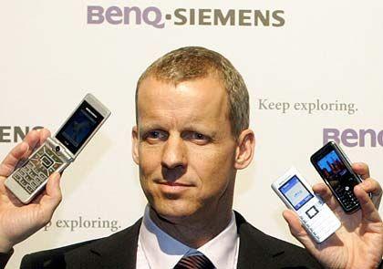 """Benq-mobile-Chef Joos: """"Ich weiß, dass Siemens damals befürchtet hat, dass das passiert, was jetzt passiert ist - und das war nicht gewünscht!"""""""