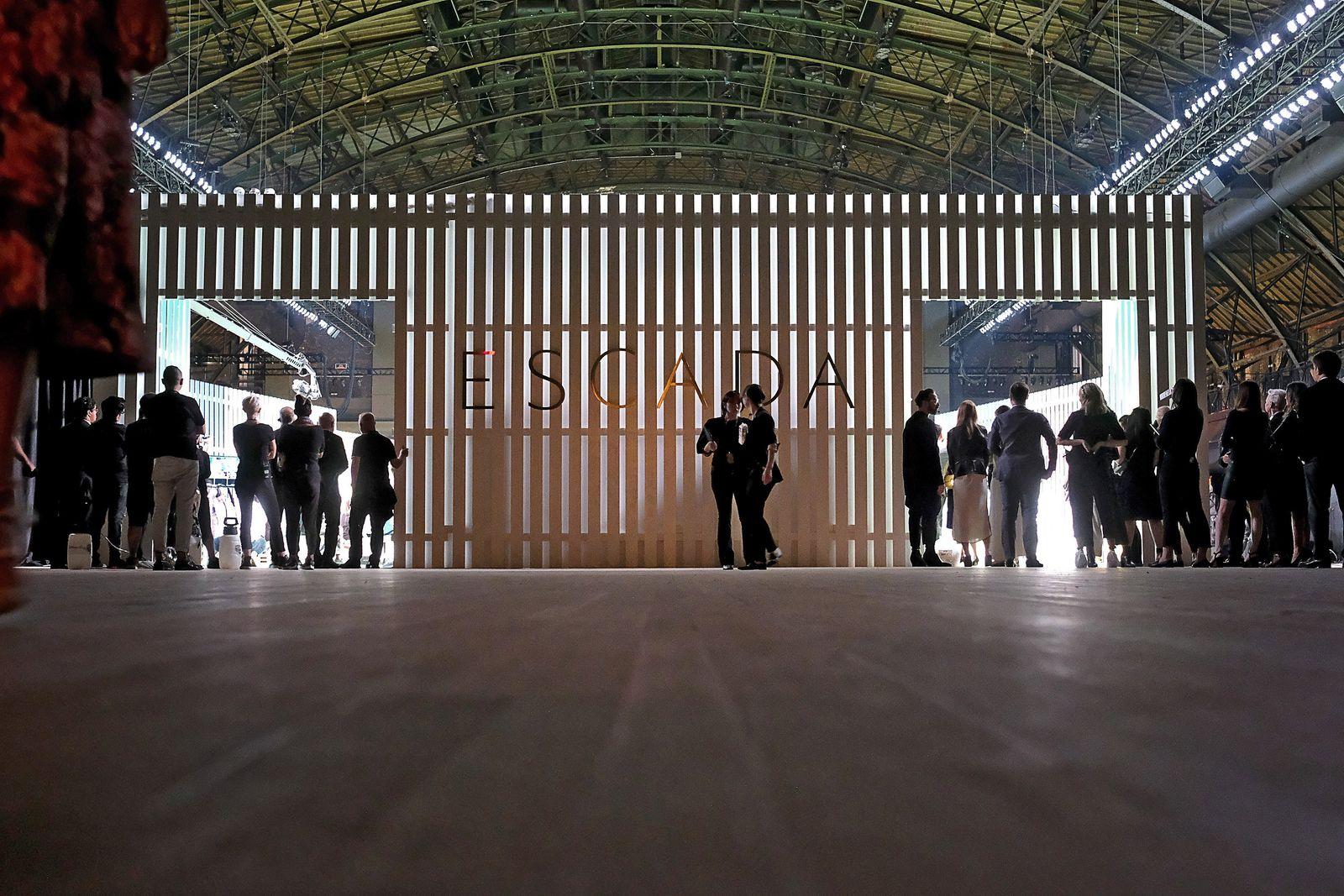 Escada - Front Row - September 2018 - New York Fashion Week