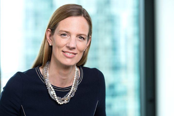 Übernimmt im Vorstand das Finanzressort: Helene von Roeder