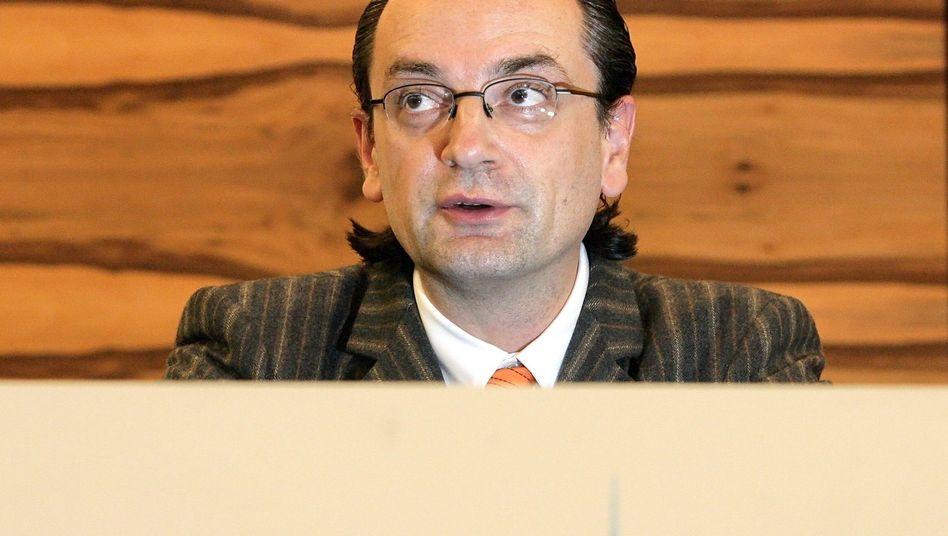 HSH-Chef Dirk Nonnenmacher: Wertverfall des Euro sorgt für steigenden Finanzbedarf bei Schiffsfinanzierungen