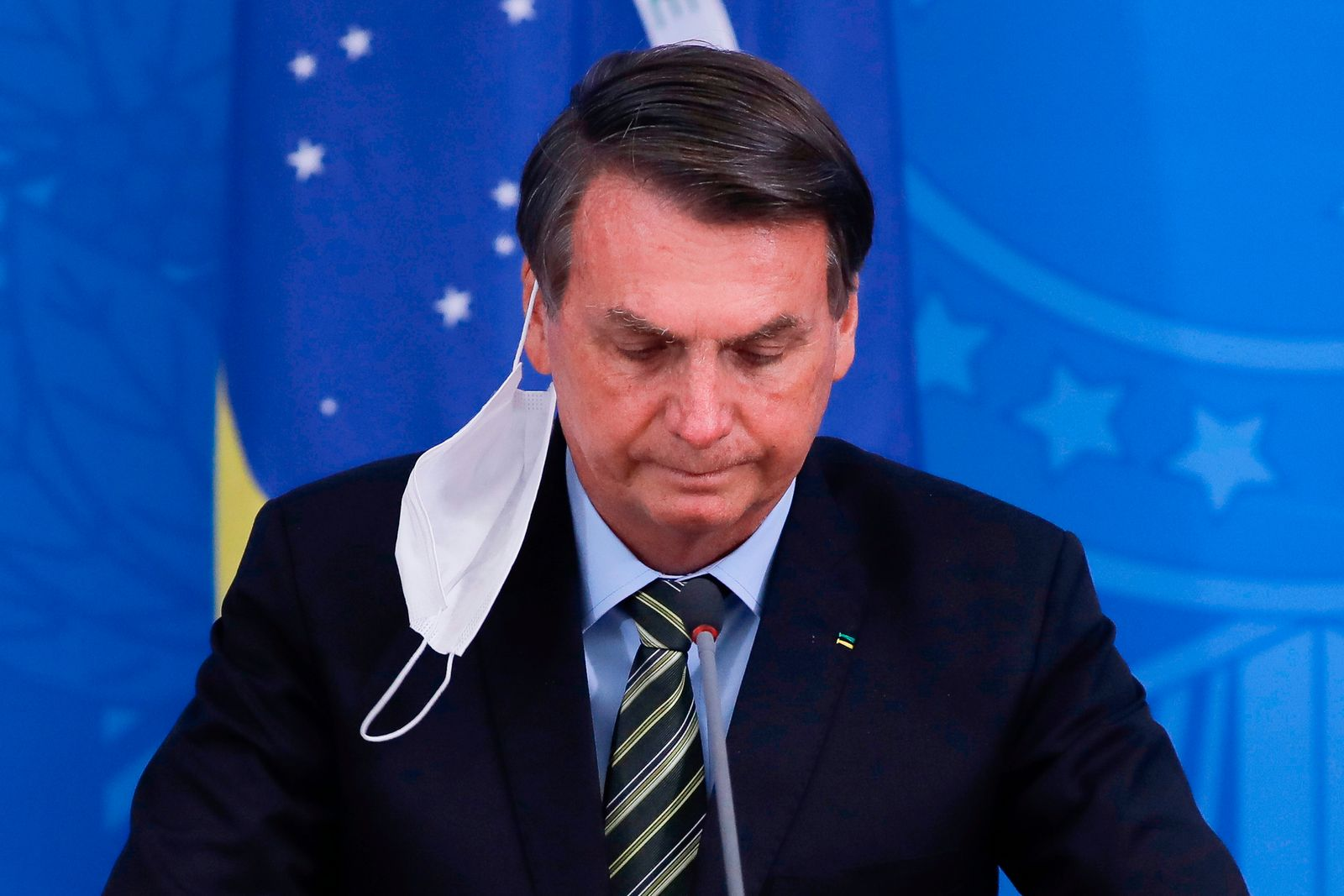 FILES-BRAZIL-HEALTH-VIRUS-BOLSONARO