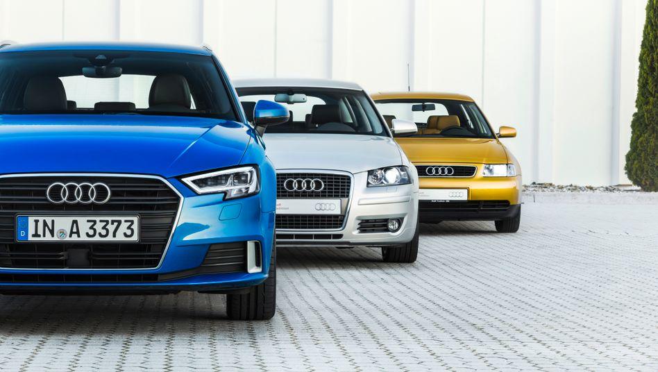 Mehr sparen, mehr Elektro und mehr Stellenabbau: Audi-Chef Bram Schot will Audi aus der Krise führen
