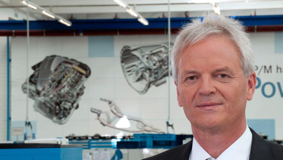 Mercedes-Motorenchef Bernhard Heil geht in den vorzeitigen Ruhestand
