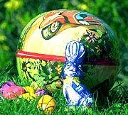 Umgedeutetes Symbol der Sorge und Verunsicherung: An Ostern geht die Furcht vor Anschlägen um