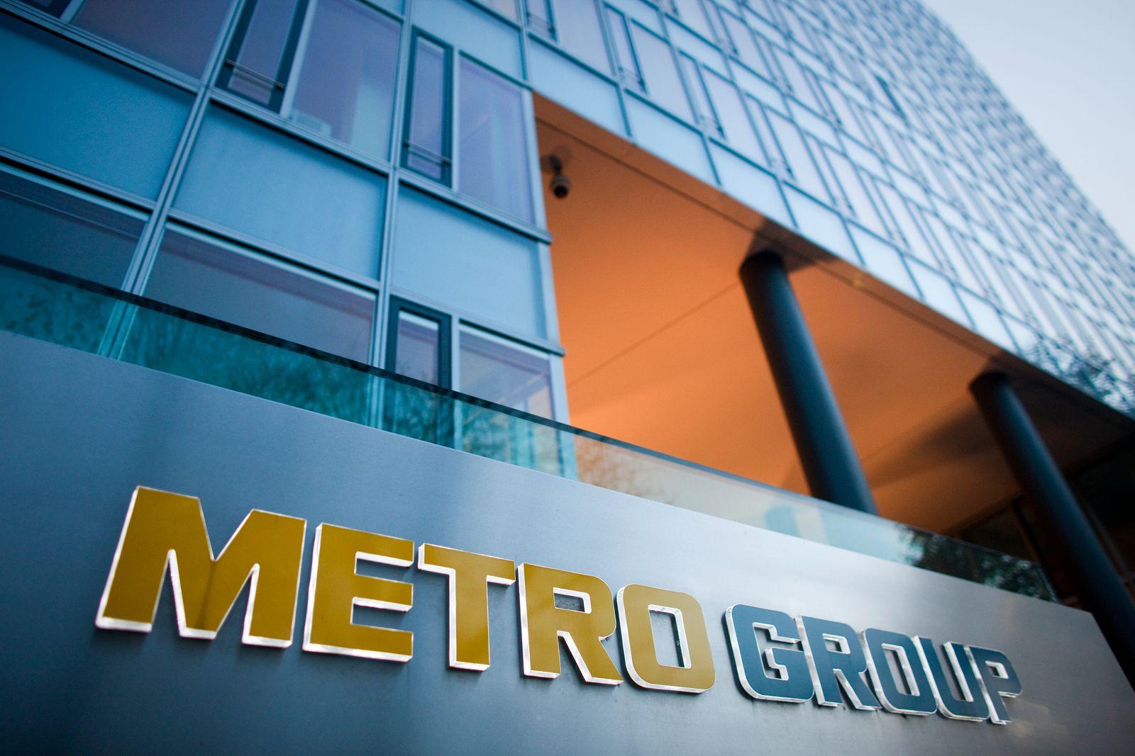 Metro Group - Zentrale