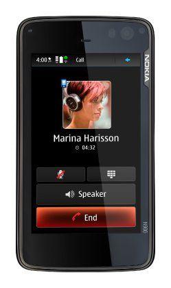 Nokia N900: Seit Dienstag wird die neue Konkurrenz zum iPhone verkauft