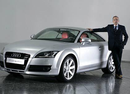 Stühlerücken: Audi-Designer de Silva geht nach Wolfsburg