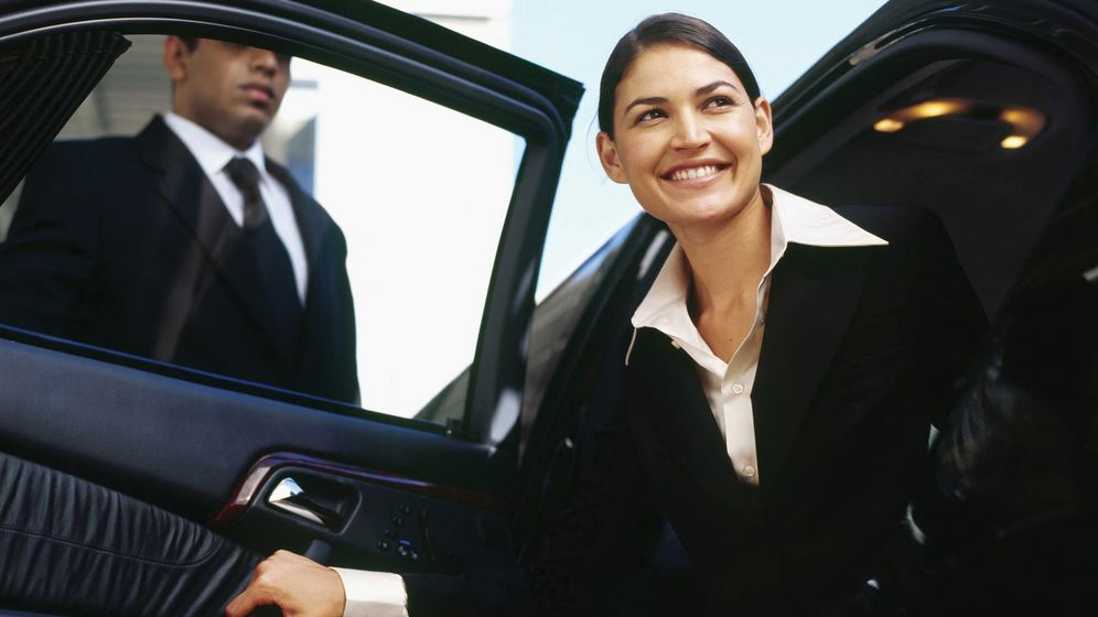 Chauffeurdienste: Gast in der zweiten Reihe