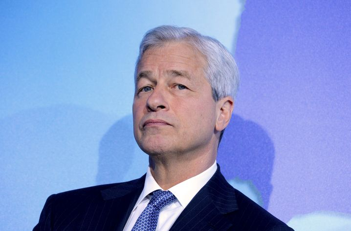 Nicht besonders optimistisch: JP-Morgan-Chef Jamie Dimon