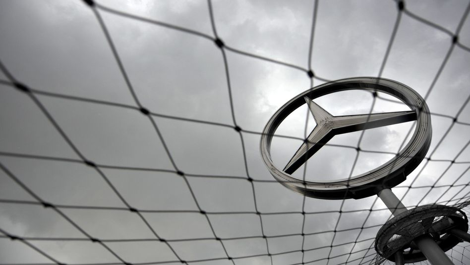 Gute Zeiten für den Stern: Daimler hat seinen Gewinn verdoppelt