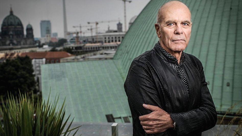 Der Alte bleibt:Der engste Vertraute der Reimanns,Peter Harf,wählte seinen Kronprinzen selbst aus