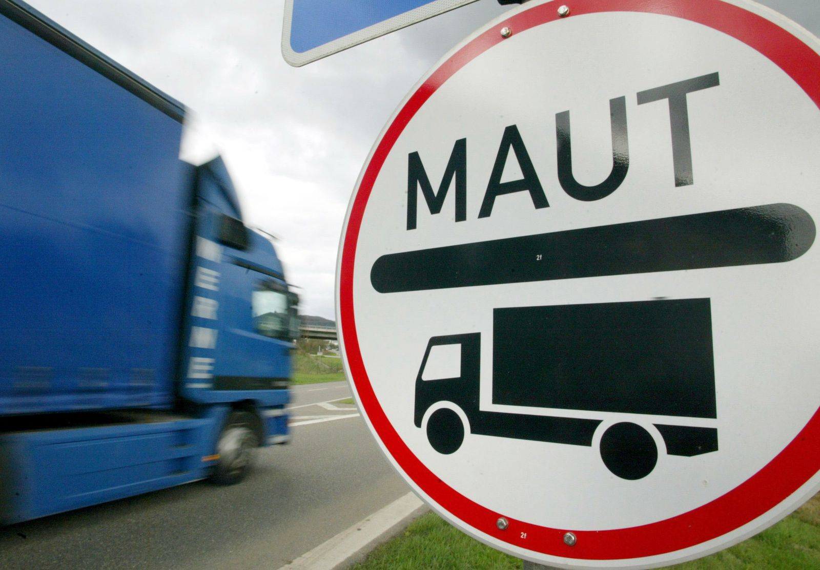 Toll Collect / Maut