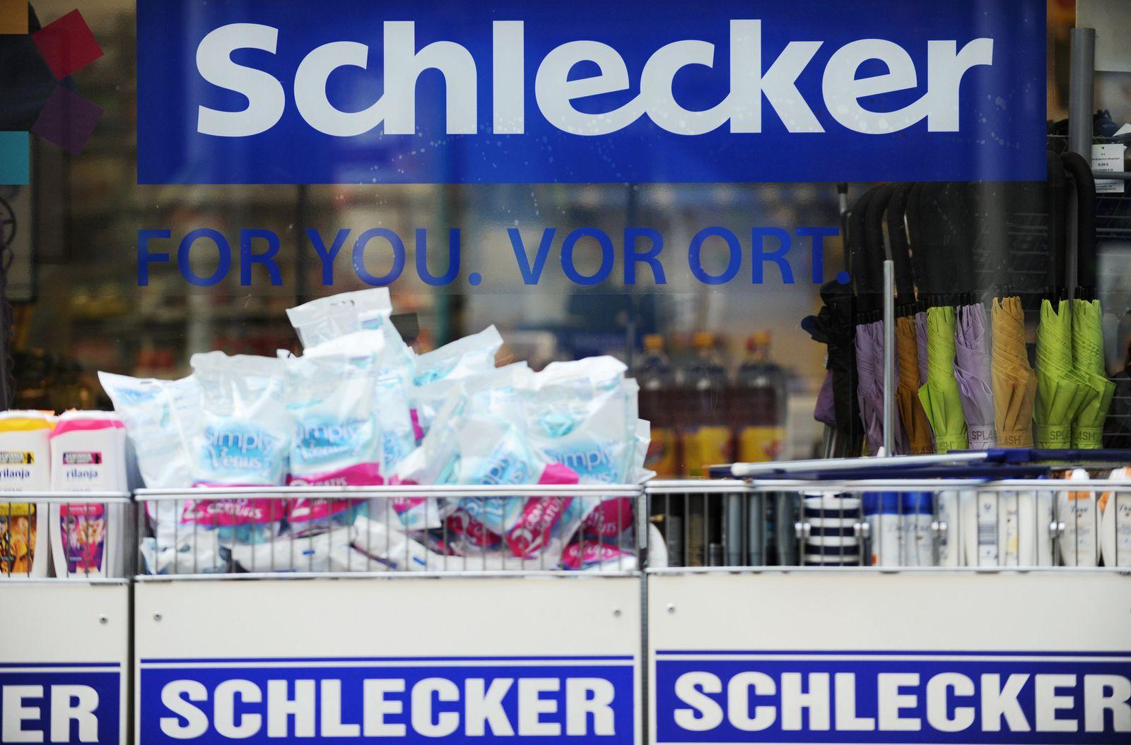 Schlecker Filiale XXL