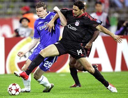 Endstation Chelsea: Gegen das Team von Roman Abramowitsch schied der FC Bayern in der vergangenen Champions-League-Saison im Viertelfinale aus