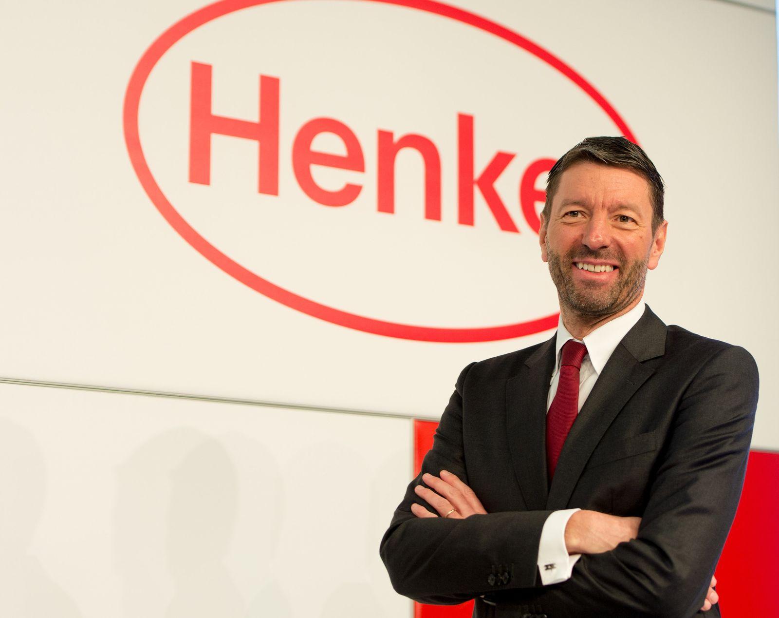 Henkel - Bilanzpressekonferenz
