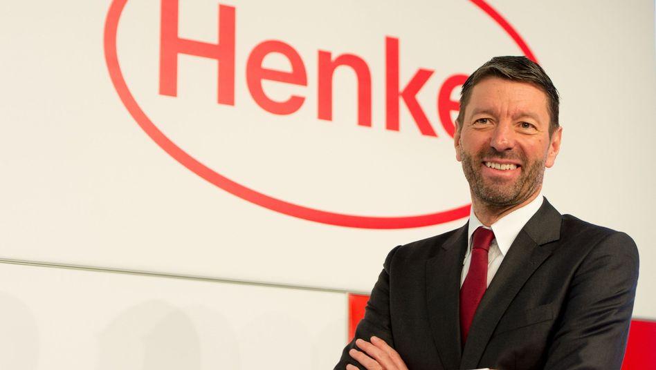 """Henkel-Chef Rorsted: """"effizienter und wettbewerbsfähiger"""" werden"""