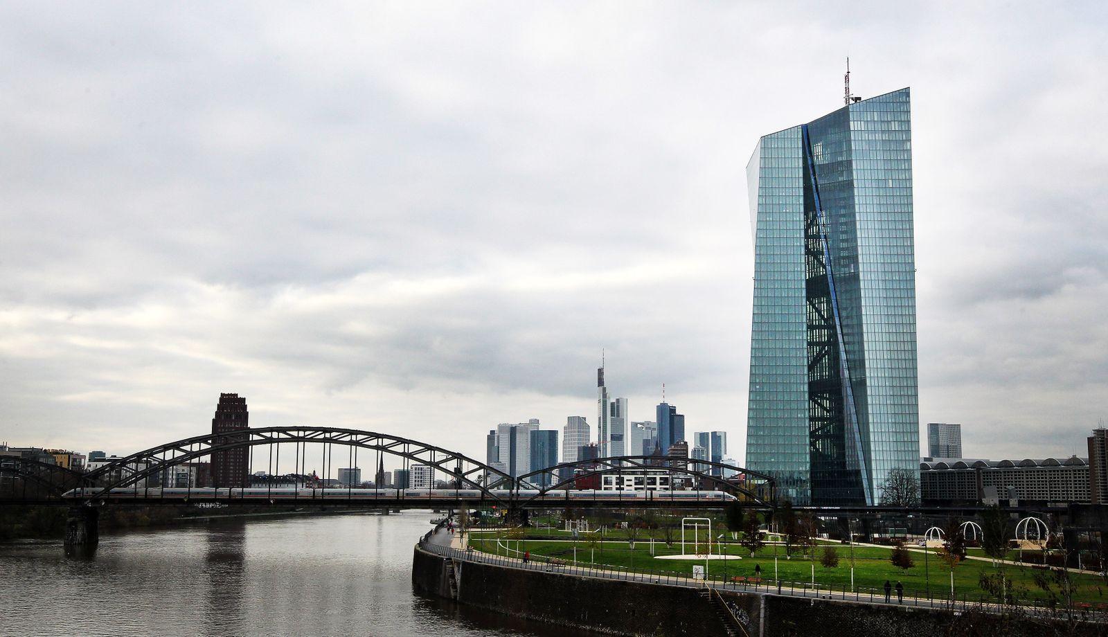EZB / Frankfurt Banken