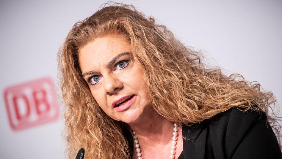 Genug von der Wirtschaft? Sabina Jeschke war jahrelang in der Forschung tätig, bevor sie 2017 in den Vorstand der Deutschen Bahn einzog