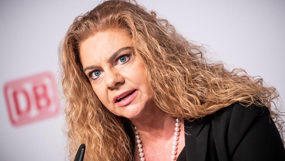 Enttäuschte Digitalchefin: Ende Mai schmeißt Sabina Jeschke bei der Bahn hin
