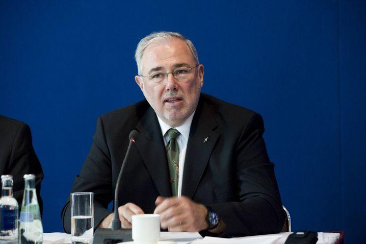 Zuversichtlich: Volker Kronseder steuert die Krones AG als Vorstandsvorsitzender.