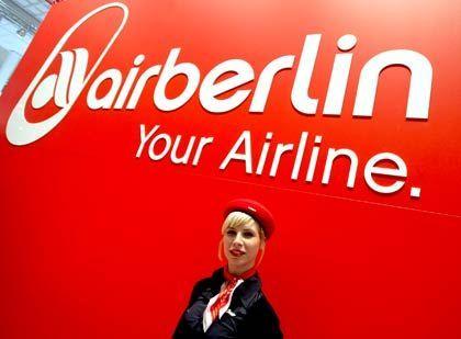 Noch tiefer rot: Air Berlin hat seine Verluste zum Jahresstart ausgeweitet