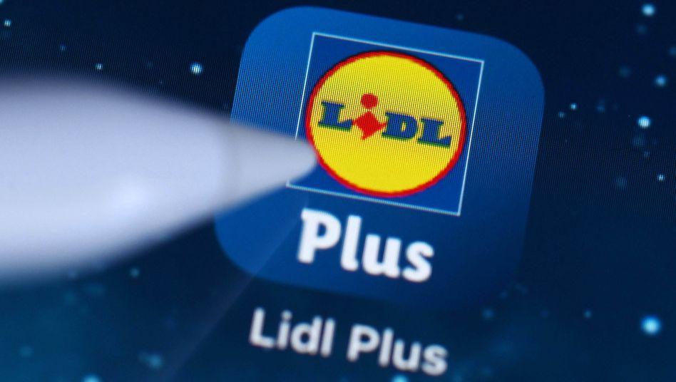 Elektronischer Einkaufszettel: Lidl-Plus-App