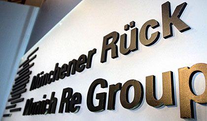 Wieder erstarkt: Die Münchener Rück investiert Milliarden in eigene Aktien