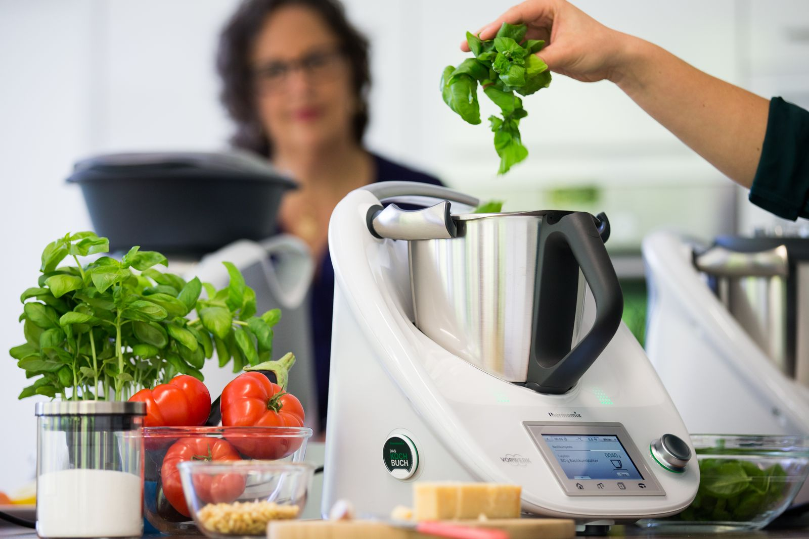 Vorwerk - Produktion Thermomix