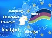 Vorn dabei: Neben Stuttgart schaffen es fünf weitere deutsche Regionen in die europäische Spitzengruppe