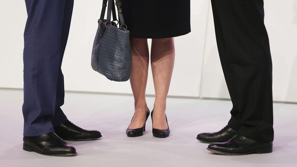 Richtung Vorstandsetage: Union und SPD haben sich auf ein Gesetz für mehr Frauen in Führungspositionen verständigt