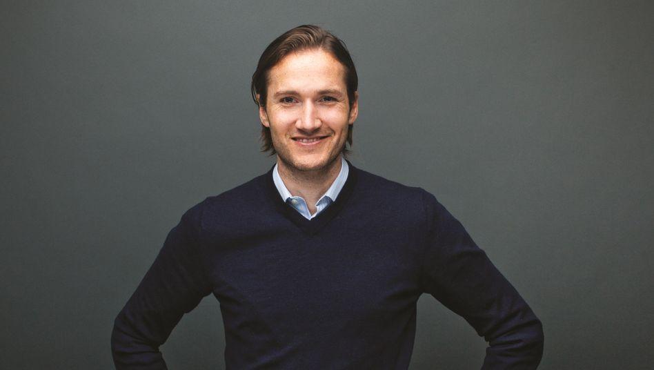 """Niklas Östberg, Chef von Delivery Hero: """"Führungsposition ausbauen"""""""
