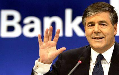 """Deutsche-Bank-Chef Ackermann: """"Debatte etwas unglücklich verlaufen"""""""