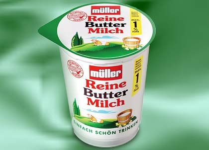 Eine kleine Ewigkeit: Die von Müller-Milch zuletzt hervorgebrachten Bestseller, die Buttermilch oder der Milchreis, sind 20 Jahre oder länger auf dem Markt