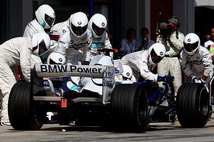 Ausgepowert: BMW steigt aus der Formel 1 aus