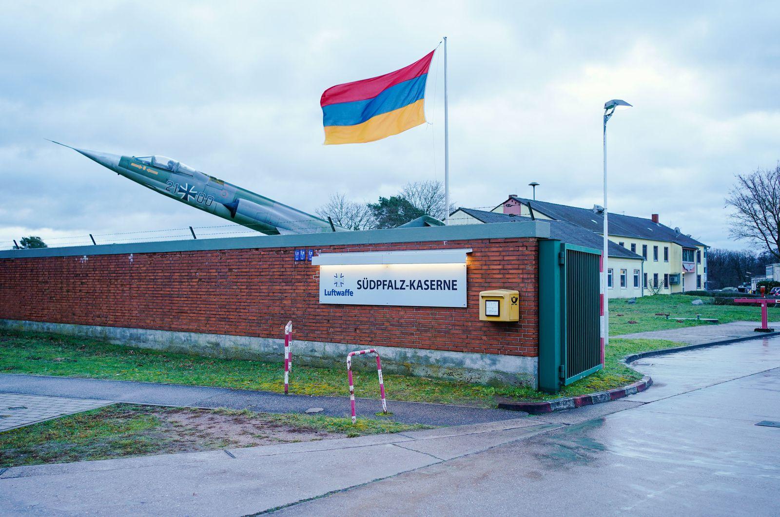 Südpfalz-Kaserne