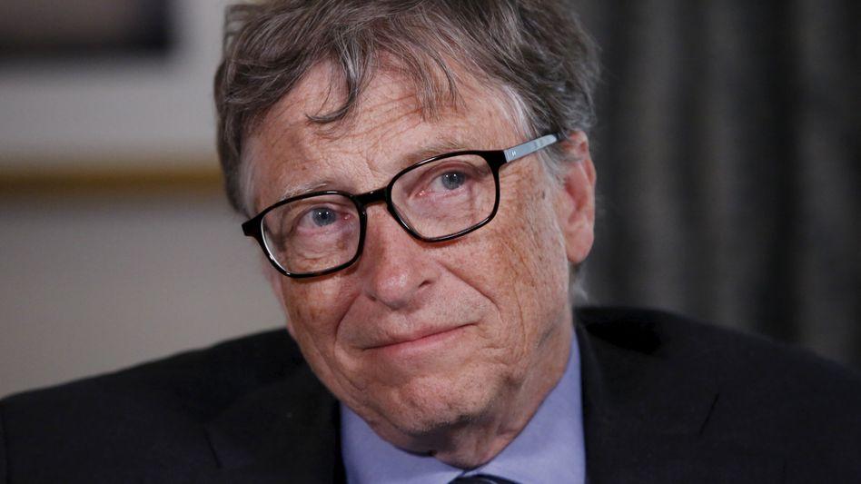 Bill Gates setzt viel Geld für den Kampf gegen das Coronavirus ein