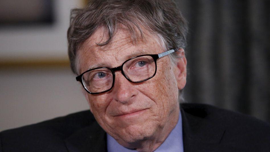 Skeptischer Blick: Milliardär Gates fragt sich, wo die amerikanischen Steuerhinterzieher ihr Geld verstecken