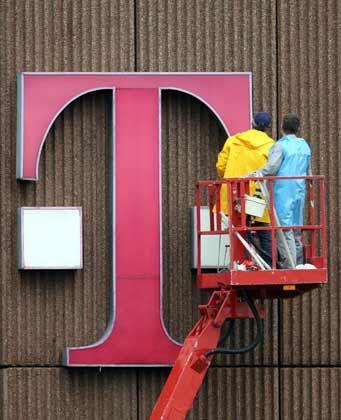 Frühjahrsputz bei der Telekom: Die Bonner bauen um