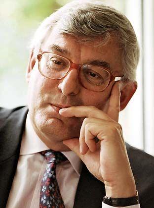 Sanofi-Chef Jean-Francois Dehecq will das Angebot für Aventis vorerst nicht aufstocken
