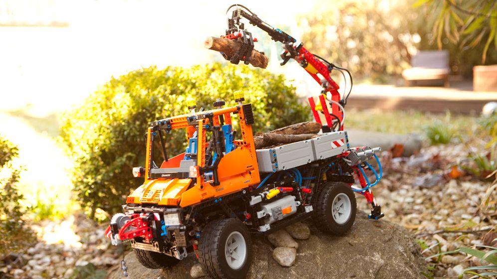 Männerbaustellen: Lego für Erwachsene