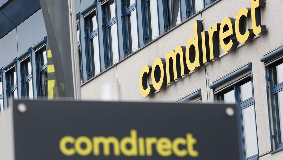 Comdirect-Bank in Quickborn, Schleswig-Holstein: Die Commerzbank muss nun einen aufwändigeren und kostspieligeren Weg nehmen, um die Tochter zu integrieren