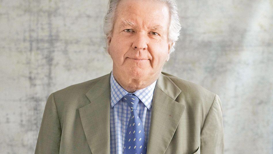 Patrick Frey ist Chef der Luxus-Stoff- und Tapetenfirma Pierre Frey