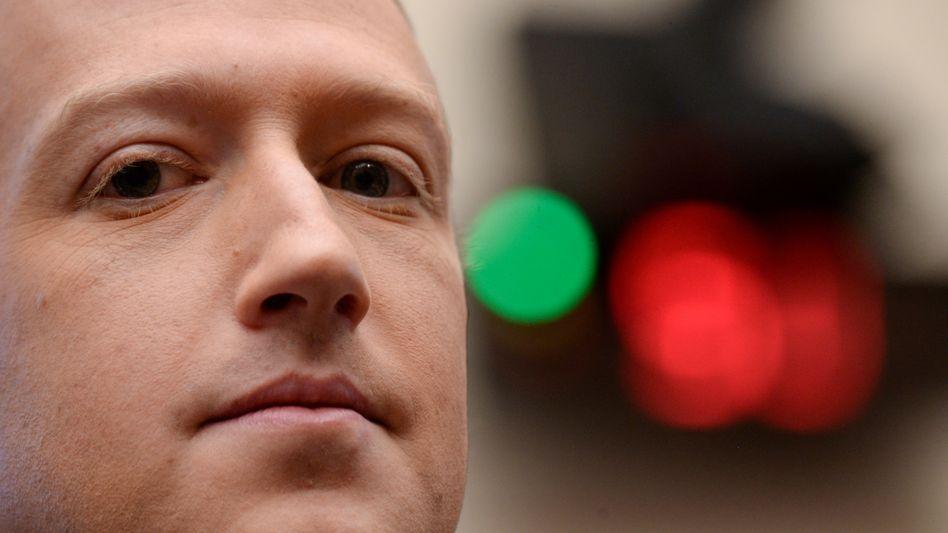Kontert Marktmacht-Missbrauchsvorwürfe via E-Mail: Facebook-Chef Mark Zuckerberg äußerte sich nun in einer E-Mail persönlich zu Vorwürfen der Whistleblowerin Frances Haugen